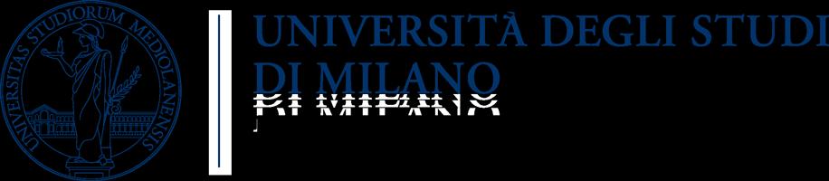 Logo - Dipartimento Università degli Studi di Milano
